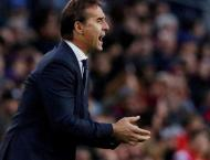 Lopetegui set for sack as Real Madrid target Conte