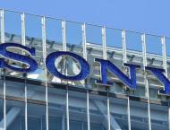 Sony nearly doubles first-half net profits, upgrades forecast