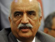 Khursheed Shah for collective efforts to tackle economic crisis