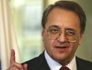 Russian Presidential Envoy, UN Deputy Special Envoy Discuss Syria ..