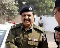 قائد الشرطة في اقلیم بنجاب أمجد جاوید سلیمي یتول المنصب