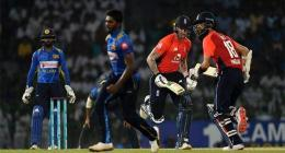 Cricket: Sri Lanka crush England in 5th ODI