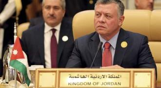 أمیر الأردن :سنقوم بالقضاء علي الفساد في البلاد