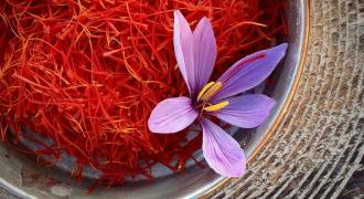 Saffron of Qaenat registered globally