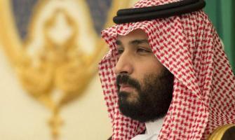 Saudi Crown Prince, US envoy discuss developments in Syria