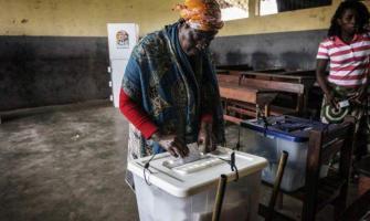 Mozambique local polls test peace process