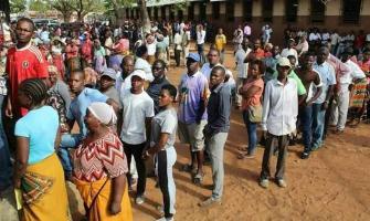 Mozambique peace process under scrutiny in local polls