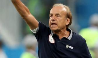 Nigeria coach Rohr expects tough Libya rematch