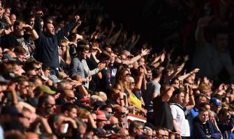 England fans disorder 'unacceptable', say FA