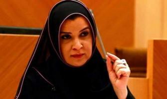 Amal Al Qubaisi meets with Speaker of Saudi Shura Council