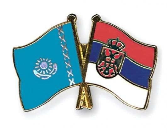 Serbia Kazakhstan Sign Several Bilateral Agreements Urdupoint