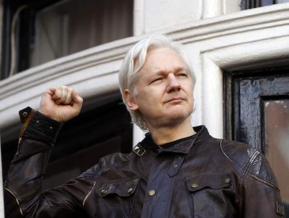 Assange's Lawyer Says Plans to Sue Ecuador Top Diplomat for Asylum Process Details Reveal