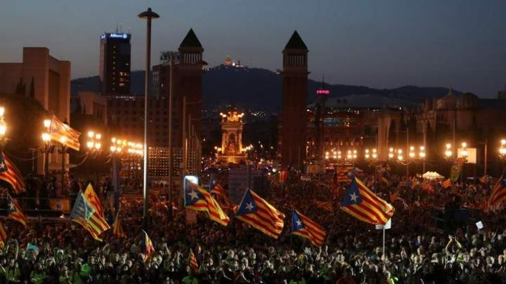 Catalan Parliament Passes Resolution Calling to Abolish Monarchy in Spain