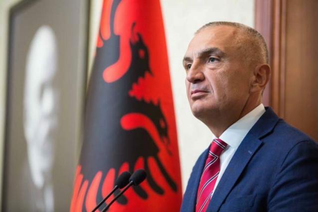 UAE Ambassador presents credentials as non-resident envoy to Albania