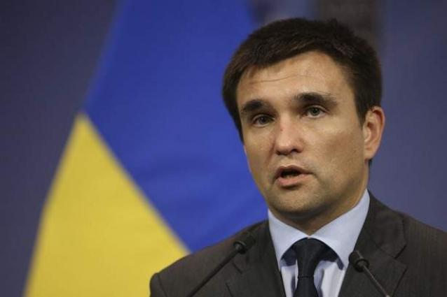 Klimkin Plans to Discuss Kiev-Budapest Row With Hungarian Community in Ukraine