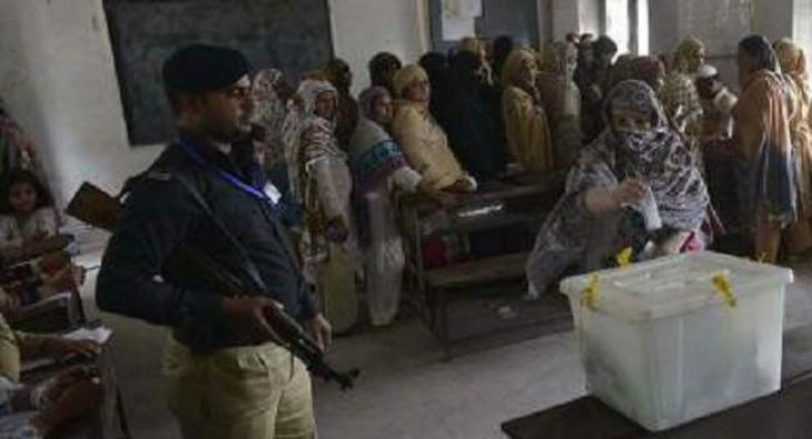 More than 3000 policemen to perform security duties on by-election day in Islamabad
