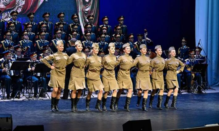 Russian Alexandrov Ensemble Celebrating 90th Anniversary