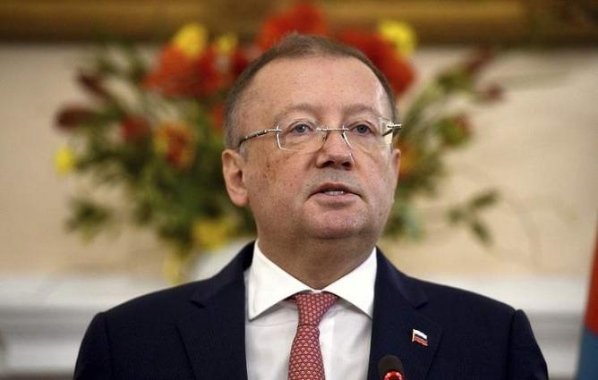 London Still Refuses to Issue Visas for Russian Diplomats - Ambassador Yakovenko