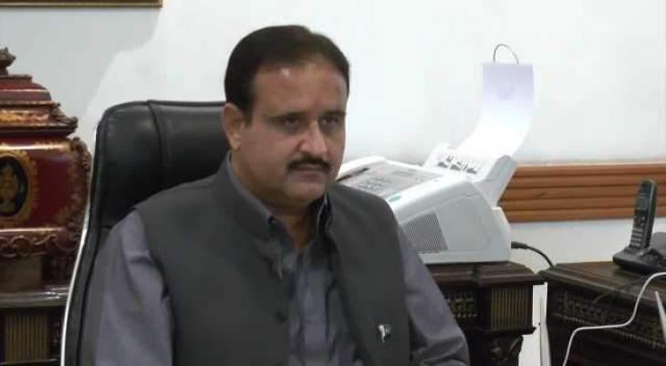 Punjab Chief Minister Sardar Usman Buzdar slams Indian cruelties in occupied Kashmir