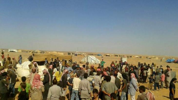 Humanitarian Crisis in Syria's Rukban Camp Led to Death of 14 People - Syrian NGO