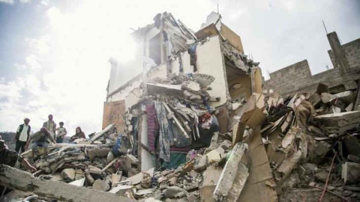 UN panel urges Saudi Arabia to halt air strikes in Yemen