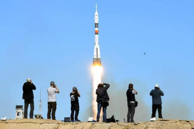 NASA says will use Russia's Soyuz rocket again despite accident