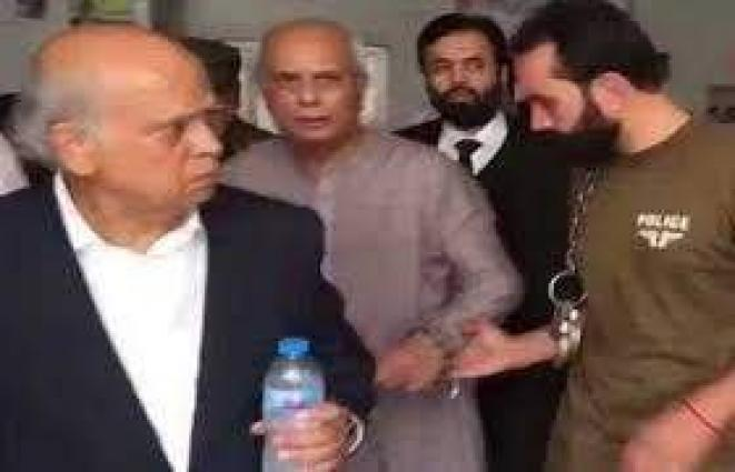 Dr Mujahid production in handcuffs: Chief Justice of Pakistan accepts NAB DG apology