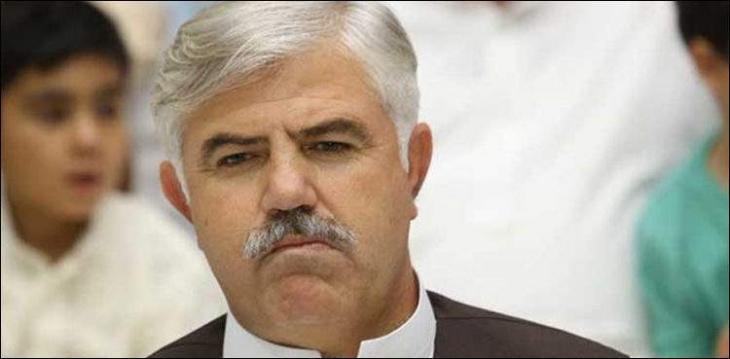 Chief Minister Khyber Pakhtunkhwa Mahmood Khan directs WSSP to ensure clean, and green Peshawar
