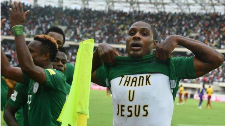 Ighalo hat-trick leads Nigeria to 4-0 win over Libya