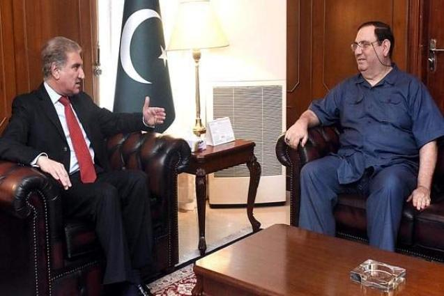 Foreign Minister Raises Visa Issues Of Pakistani Zaireen With Iraqi