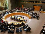 China holds UN Security Council presidency for November
