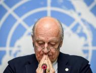 Moscow Hopes De Mistura to Bring Progress to Syria Settlement Unt ..