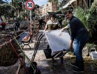 Fierce winds raze forests in storm-hit Italy