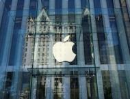 Apple market value tests $1 trillion level amid selloff
