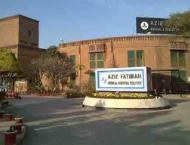 'AFMDC charges fees according to UHS directives'