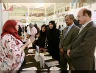 University of Sharjah inaugurates Health Awareness Exhibition