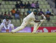 Zimbabwe build on lead in first Bangladesh Test