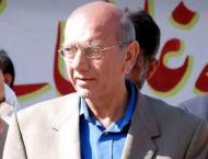 President Masood terms Sardar Khalid Ibrahim's death a great loss ..