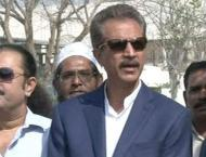 KMC starts anti encroachments operation in Saddar : Mayor Karachi ..