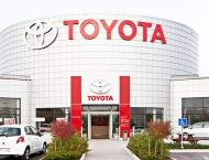 Toyota first-half net profit up 16%, lifts full-year forecast