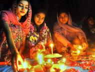 Hindu community to celebrate Diwali tomorrow