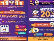 Daraz brings the world's biggest sale day - Alibaba's 11.11 Globa ..