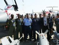 Air chief attends opening ceremony of Zhuhai Air Show