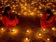 Hindu community celebrates Diwali