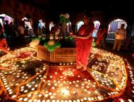 Hindu community starts Dewali celebrations