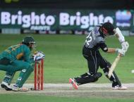 New Zealand bat in first Pakistan ODI