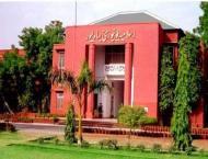 Lecture on thalassemia held at Islamia University Bahawalpur