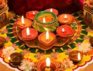 Colorful festival of Diwali celebrated in Islamabad