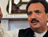 Rehman Malik pays glowing tribute to martyrs of FC Balochistan, o ..