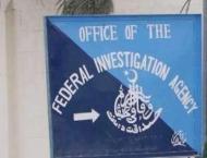 FIA seals printing press, arrests three accused in Faisalabad